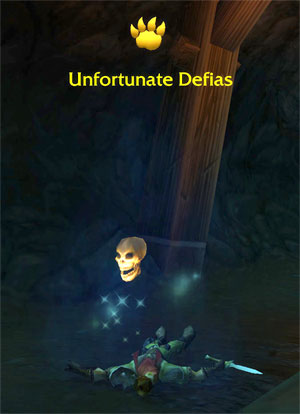 Unfortunate Defias