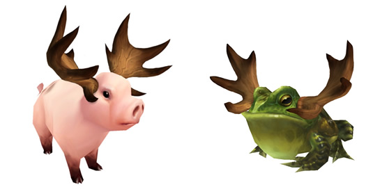 Horned Ham & Horny Toad