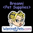 Breanni: Pet Supplies