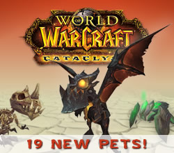 A Cataclysmic Wave of New Pets!