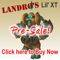 Landro's Lil' XT - On Sale Now!