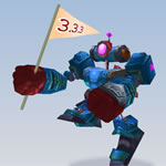 Patch 3.3.3 Rocket Bot