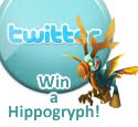 Win a Hippogryph on Twitter!