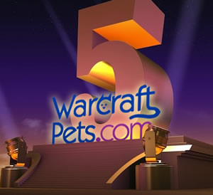 Five Years of WarcraftPets