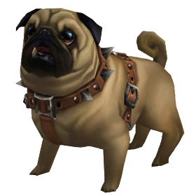 Pug (Me) Model Request Perky_pug
